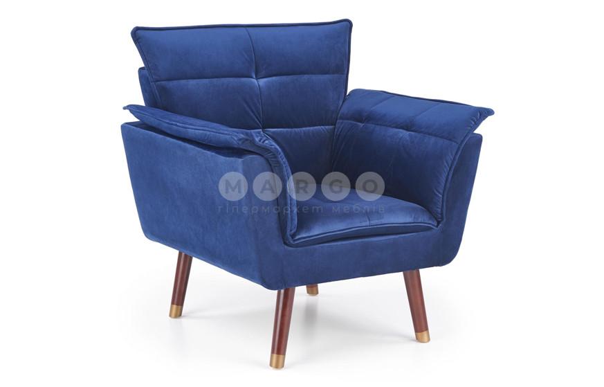 Кресло REZZO синий 84: фото - Margo.ua