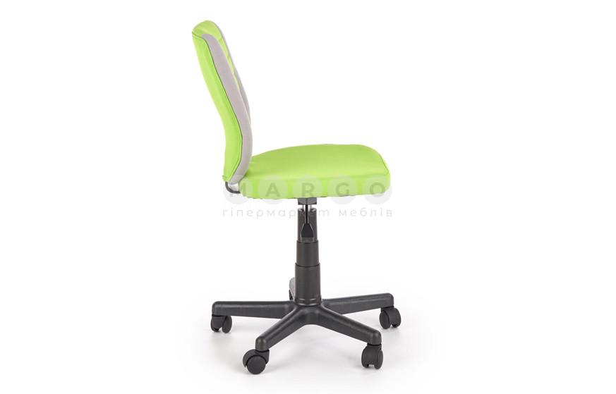 Кресло TOBY зеленый/серый 78-90: фото - Margo.ua