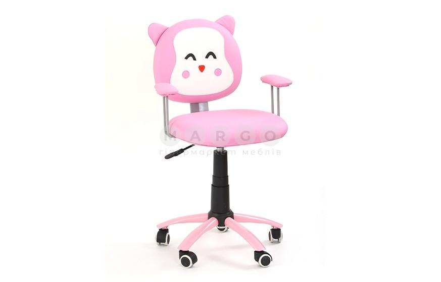 Кресло KITTY розовый розовый 76-86: фото - Margo.ua