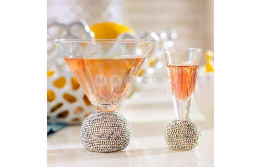 Бокал для мартини Diamonds: фото - Margo.ua