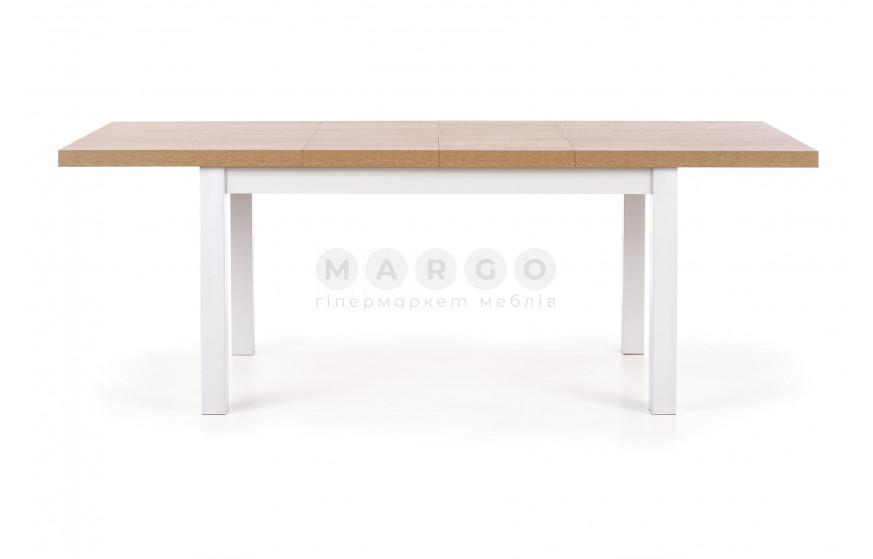 Стол раскладной TIAGO дуб сонома/белый дуб сонома/белый 76: фото - Margo.ua