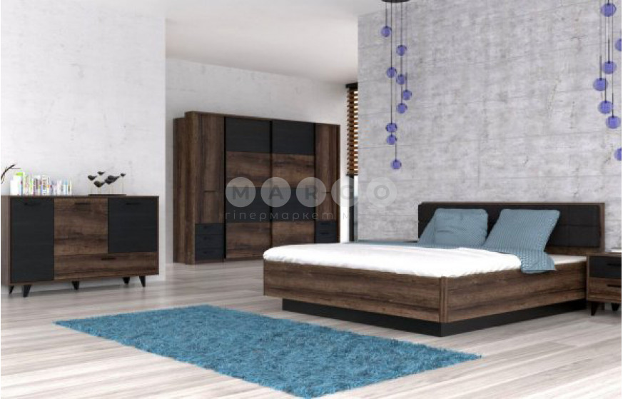 Кровать BAVENO: фото - Margo.ua