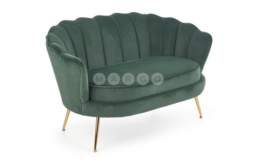 Кресло AMORINITO XL зеленый 77: фото - Margo.ua