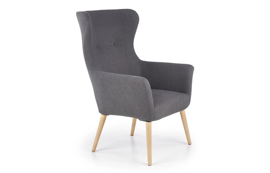 Кресло COTTO темно-серый
