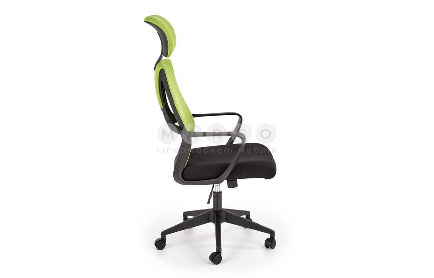 Кресло VALDEZ зеленый/черный 116-122: фото - Margo.ua