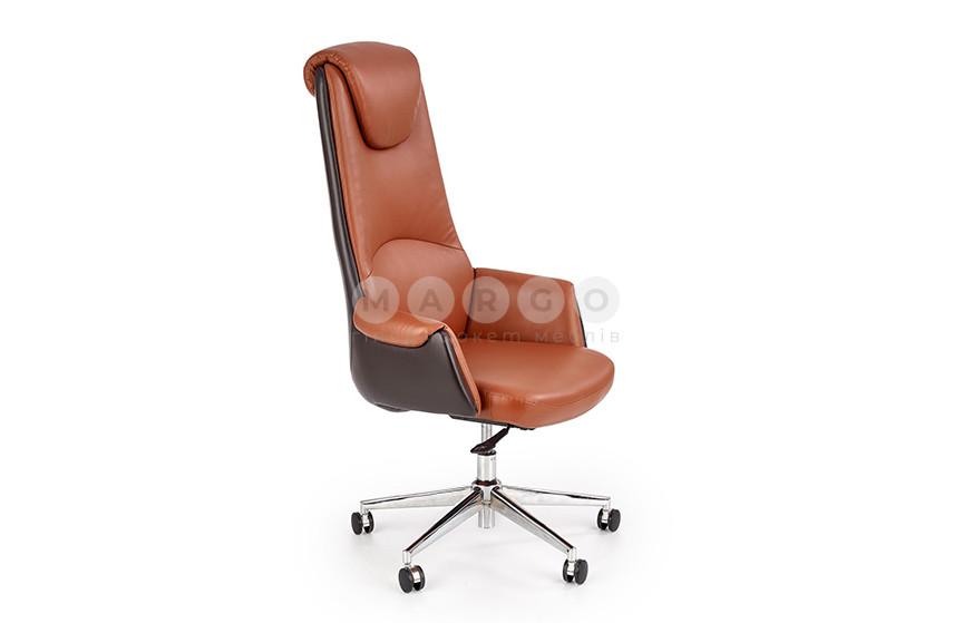 Кресло CALVANO коричневый 73: фото - Margo.ua