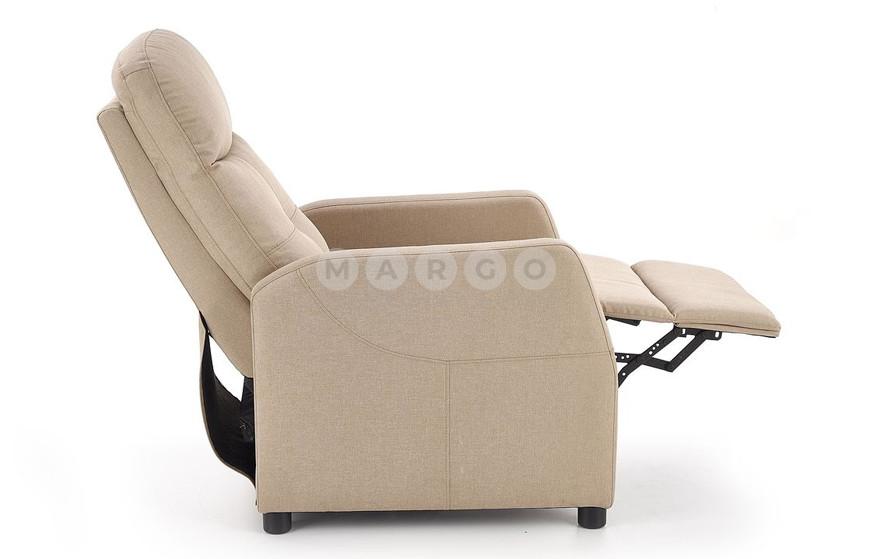 Кресло FELIPE бежевый 103-76: фото - Margo.ua