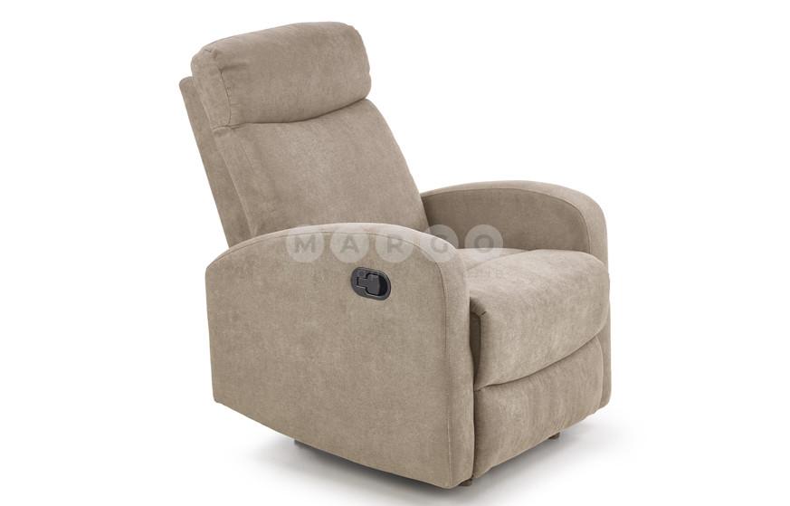 Кресло OSLO 1S бежевый 100-79: фото - Margo.ua