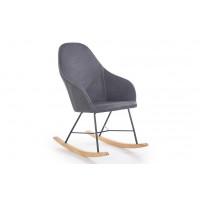Кресло LAGOS темно-серый