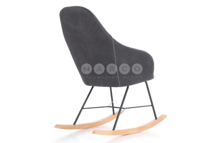 Кресло LAGOS темно-серый серый 102: фото - Margo.ua