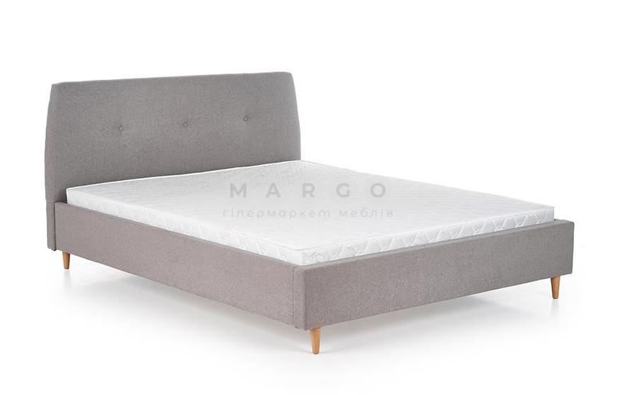 Кровать DORIS серый/ольха 100: фото - Margo.ua