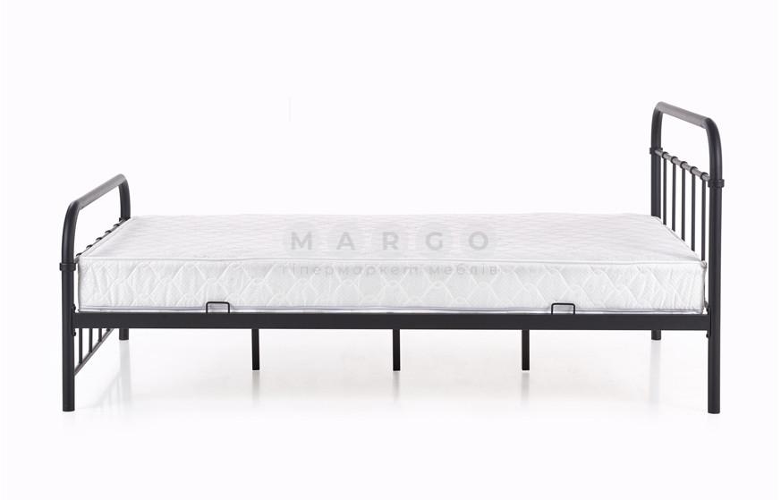 Кровать LINDA 120 черный черный 93: фото - Margo.ua