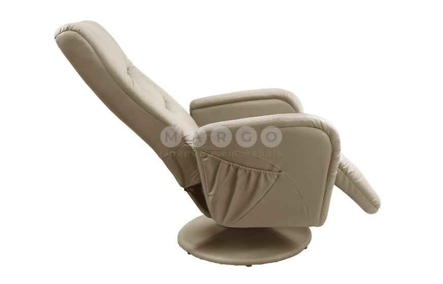 Кресло PULSAR каппучино каппучино 106-85: фото - Margo.ua