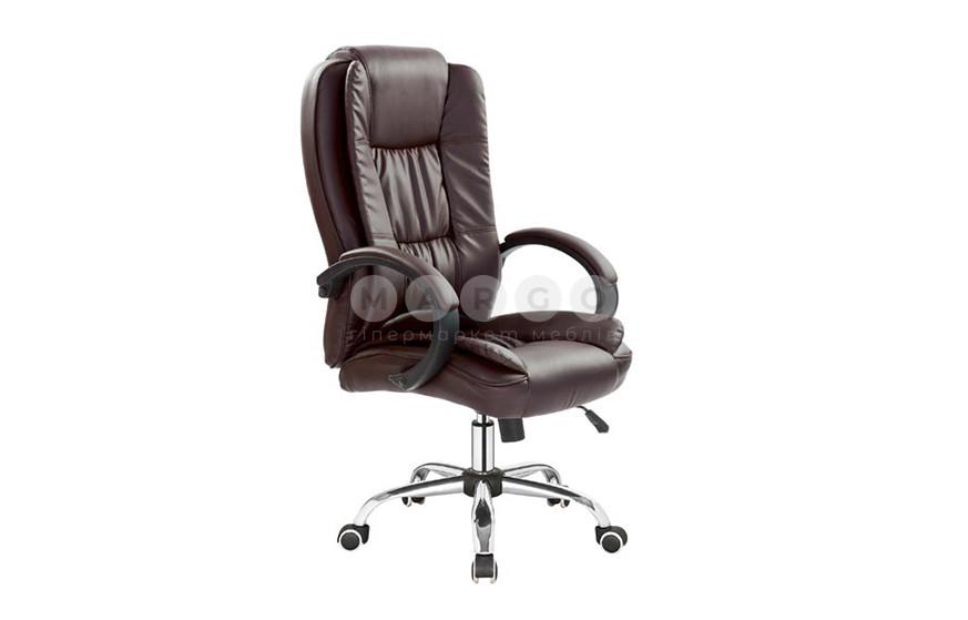 Кресло коричневый 110-118: фото - Margo.ua