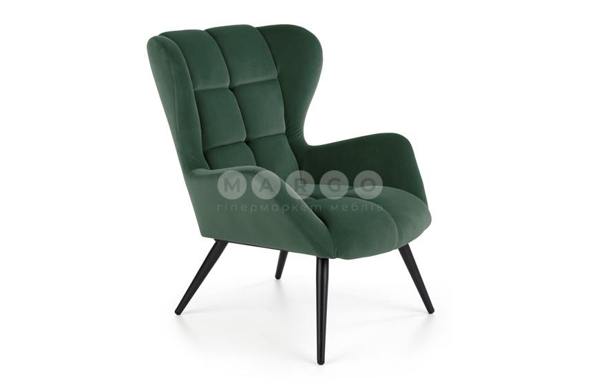 Кресло TYRION зеленый 91: фото - Margo.ua