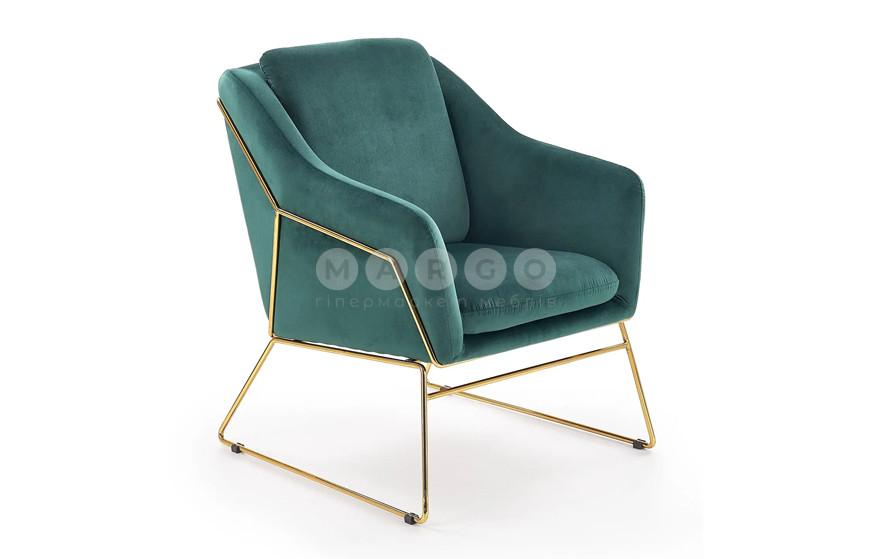 Кресло SOFT 3 зеленый 81: фото - Margo.ua