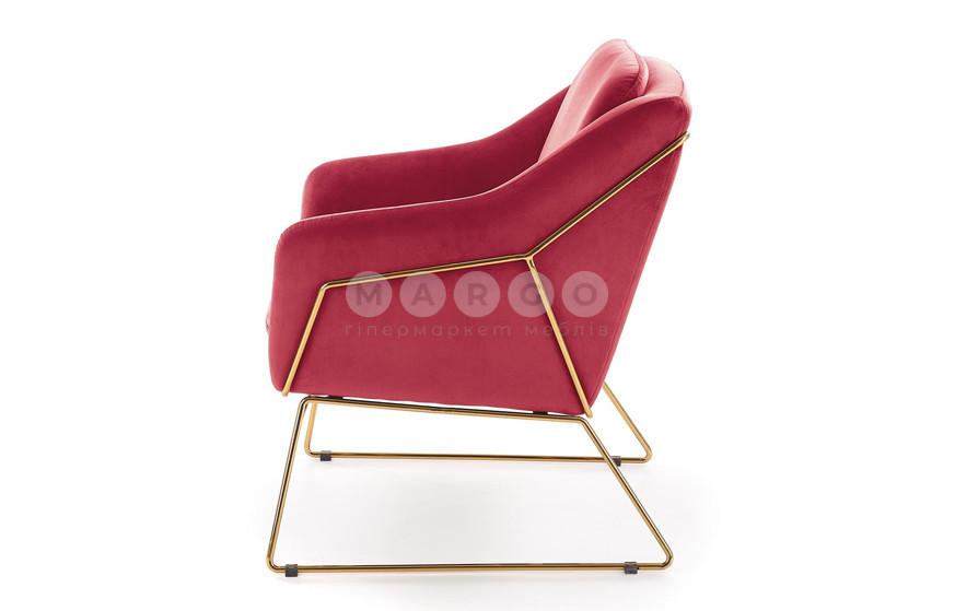 Кресло SOFT 3 бордовый 81: фото - Margo.ua