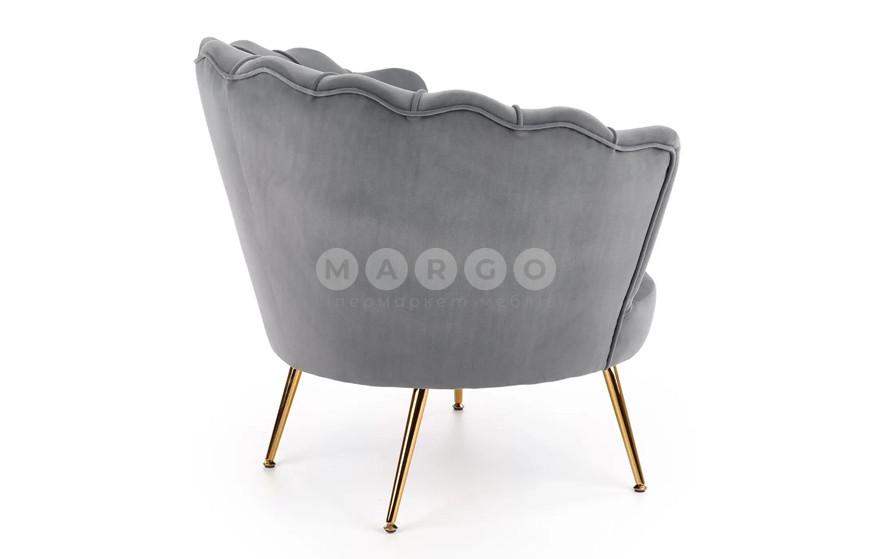Кресло AMORINITO серый 77: фото - Margo.ua