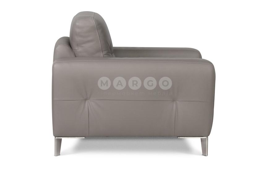 Кресло U185 серый 84: фото - Margo.ua