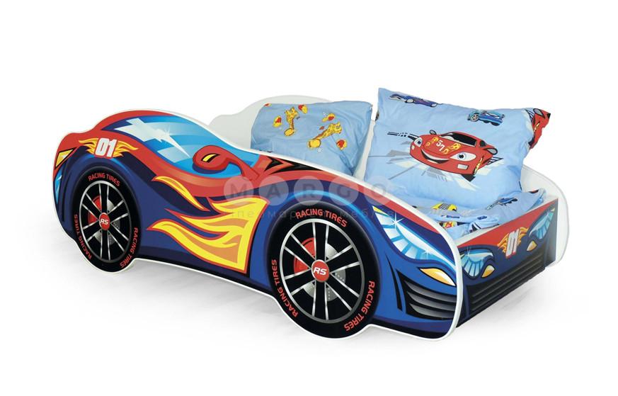Кровать SPEED разноцветный 55: фото - Margo.ua