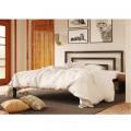 Кровать BRIO-1 черный 100: фото - Margo.ua