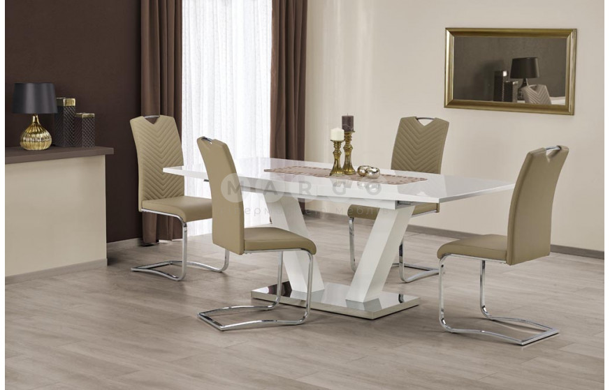 Стол VISION белый белый 90: фото - Margo.ua