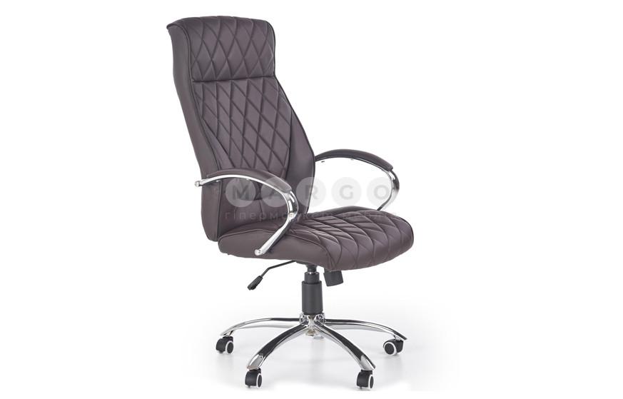 Кресло HILTON коричневый 118-126: фото - Margo.ua