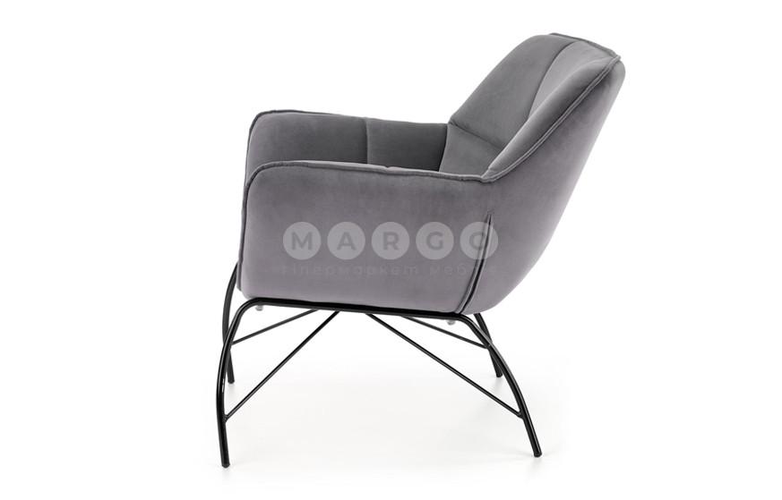 Кресло BELTON серый 78: фото - Margo.ua