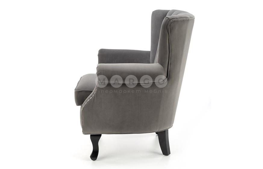 Кресло TITAN серый 87: фото - Margo.ua