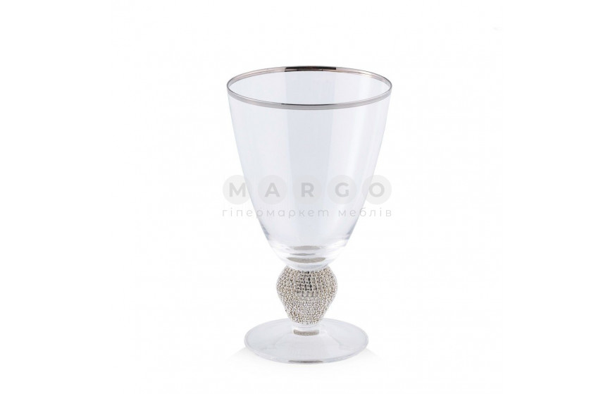 Бокал для воды Diamonds: фото - Margo.ua
