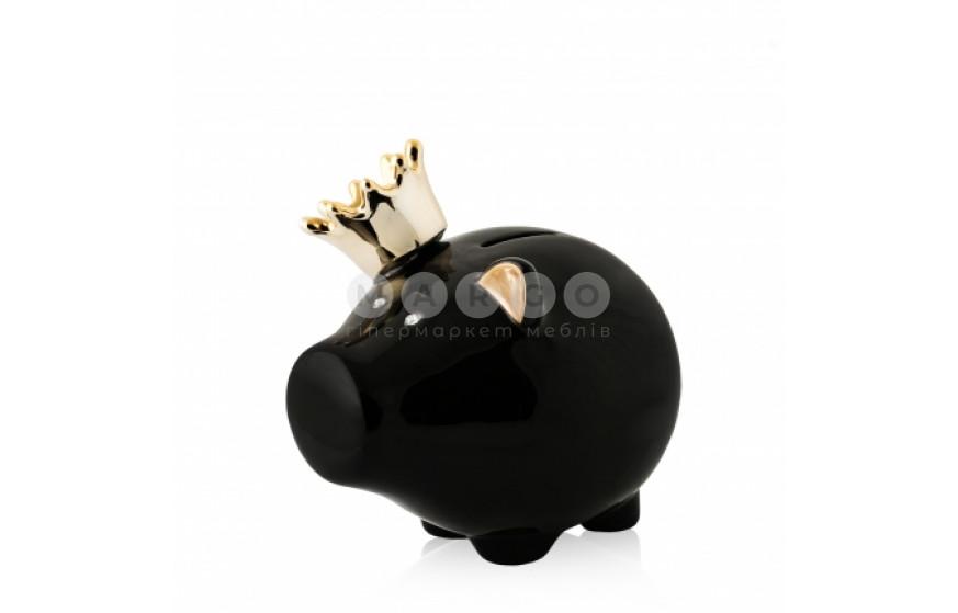Сундучок Pigqueen черный: фото - Margo.ua